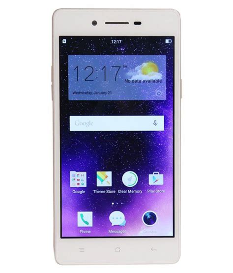 Oppo Neo 7 16 Gb White oppo neo 7 white 16gb white mobile phones at low prices snapdeal india