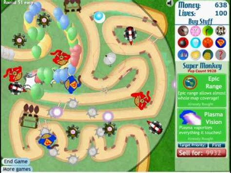 How To Make A Gaming Setup best bloons tower defense 3 strategy youtube