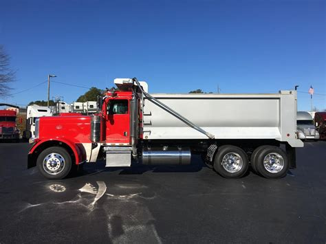 peterbilt dump truck peterbilt 389 dump trucks for sale used trucks on