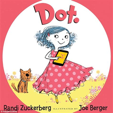 the dot picture book zuckerberg s defends series of children s