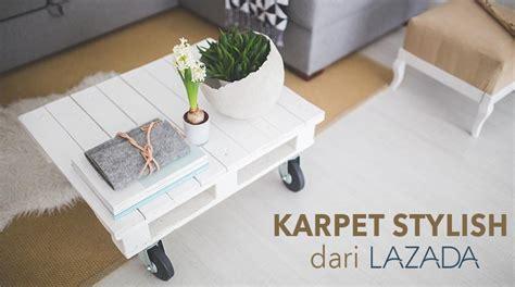Karpet Nonton Tv percantik dekorasi rumah dengan 10 karpet keren dari lazada
