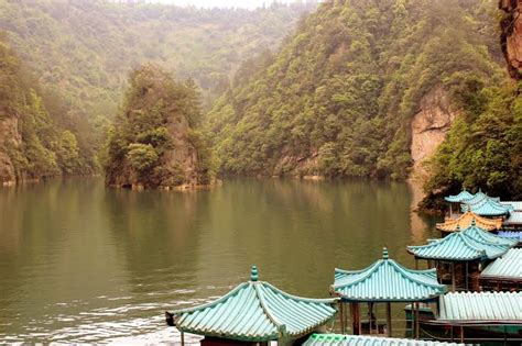 top hiking trails  china  southern gypsy