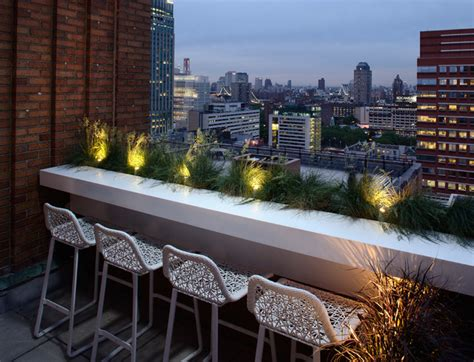brooklyn terrace contemporary deck new york by magdalena keck interior design