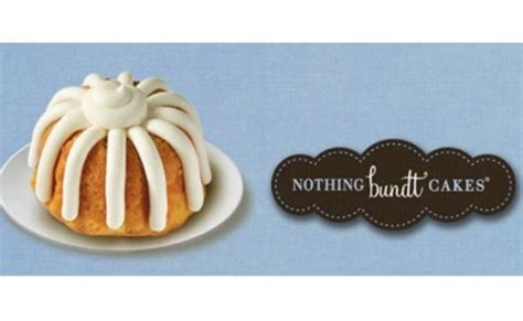10 inch bundt cake get my perks nothing bundt cakes certificate for one