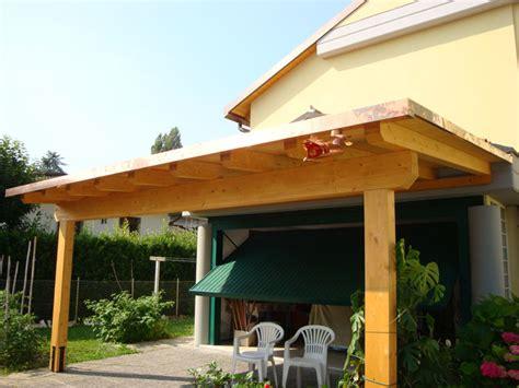tettoie in legno venezia lino quaresimin maerne di