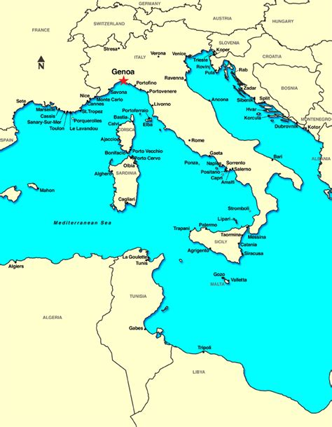 map of genoa italy genoa italy discount cruises last minute cruises