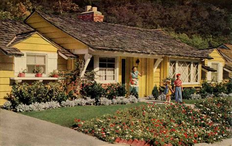 retro homes 1953 storybook ranch home envy strikes bigtime retro renovation