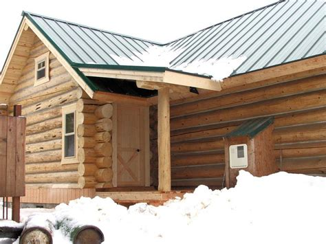 Log House Kits 600 Square Foot Log Cabin Kits