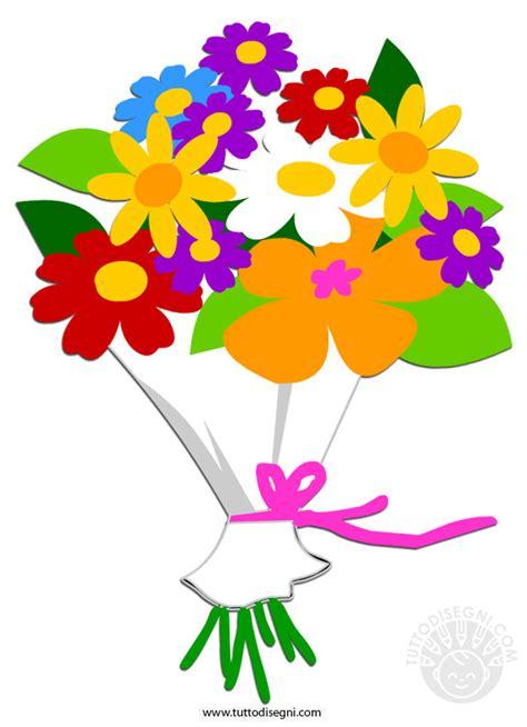disegni di mazzi di fiori mazzo di fiori tuttodisegni