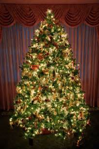 decorated tree decorated christmas tree 7406 the wondrous pics