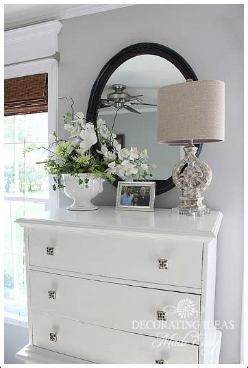 Dresser Decor Ideas by Master Bedroom Decorating Ideas