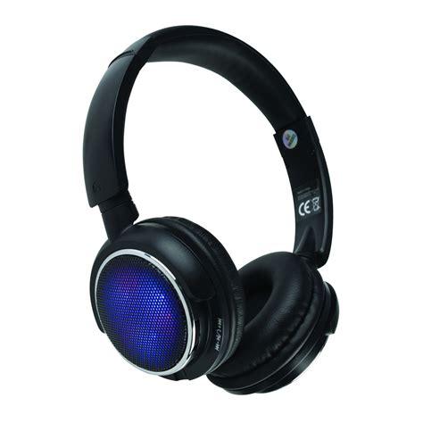 Bluetooth Light by Light Up Bluetooth Ear Stereo Headphones Cordless