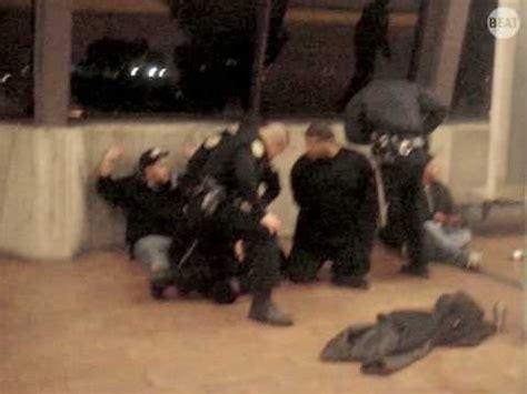 bart cop who punched oscar grant defending himself oscar grant videolike