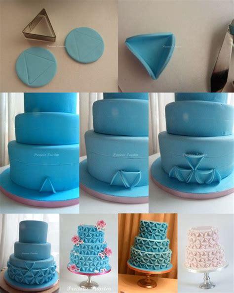tutorial decorations preciouspeggy s fondant circles cake tutorial pinned