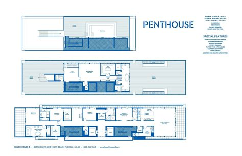 The Parc Condo Floor Plan by 100 Axis Brickell Floor Plans Edge On Brickell