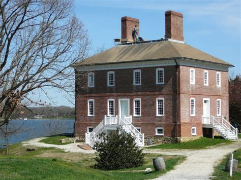 edgewater maryland historic town and gardens