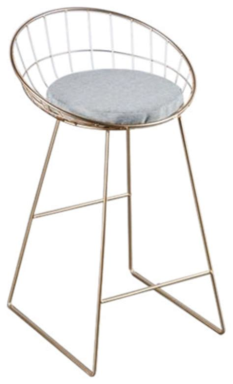 black wire counter stools wire bar chair contemporary bar stools and