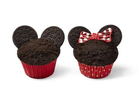 10 X 10 Kitchen Designs mickey and minnie cupcakes recipe food network kitchen