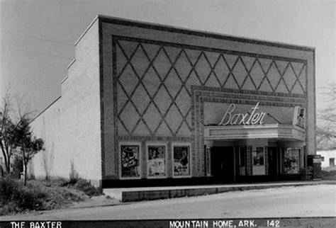 Theater Mountain Home Ar baxter theater in mountain home ar cinema treasures