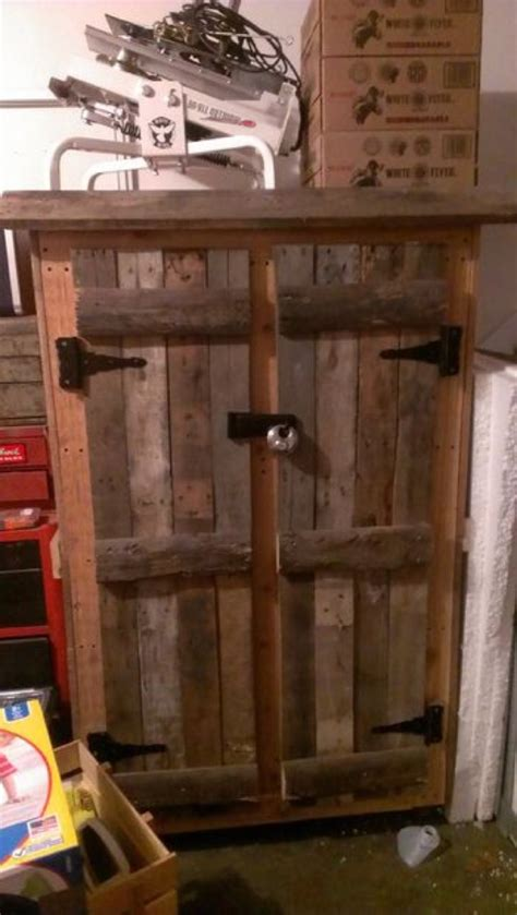 pallet wood gun cabinet plans shoe rack made out of pallets memes