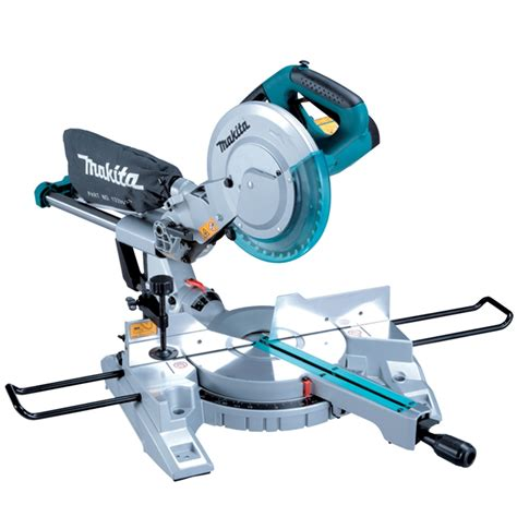makita drop saw bench makita 1430w 255mm slide compound mitre saw bunnings