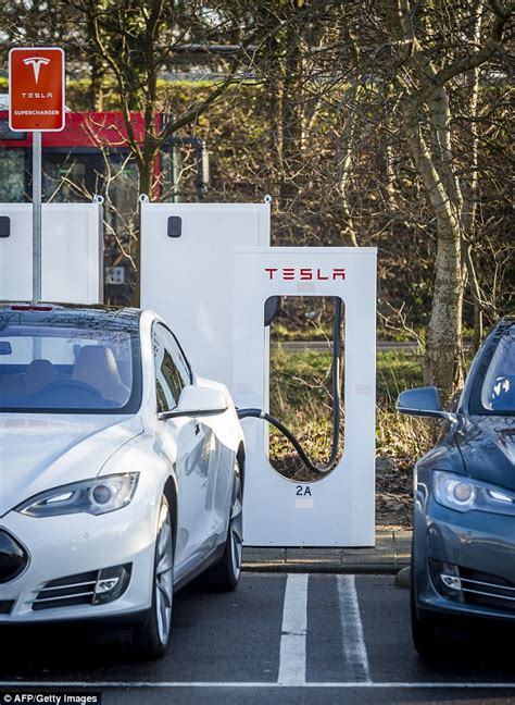 Electric Car Stations Australia Free Charging Spots For Drivers Of Electric Tesla Cars