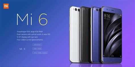 New Xiaomi Mi 6 64 Gb xiaomi mi 6 mi6 6gb ram 64gb rom o end 5 11 2018 6 43 pm