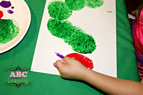 Cabinet Painting Ideas The Very Hungry Caterpillar Paint Craft
