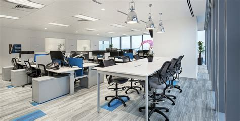layout meja kerja kantor arsitek ruang kantor