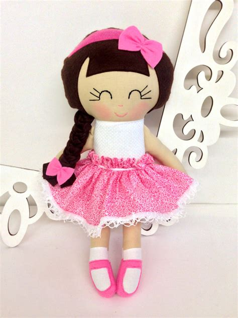 Handmade Fabric Dolls - cloth baby doll fabric dolls soft dolll handmade doll rag
