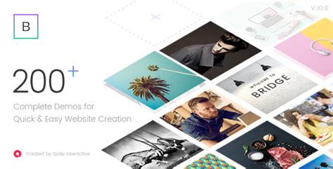 themeforest qode bridge creative multi purpose wordpress theme by qode