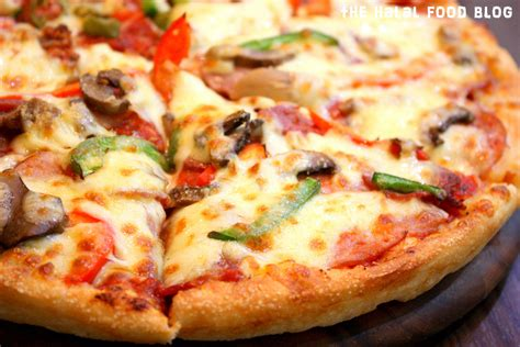 Pizza Spesial Mix 4 Topping Larg tasconi s pizza the halal food