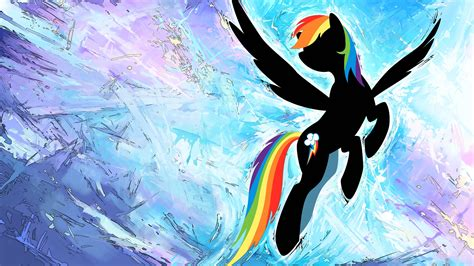 Amima Ziggy Rainbow by My Pony Rainbow Dash Wallpapers Wallpaper Cave