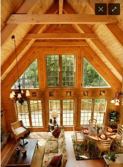 log cabin house tour decorating ideas for log cabins pin by drema bradley on houses homes and such pinterest
