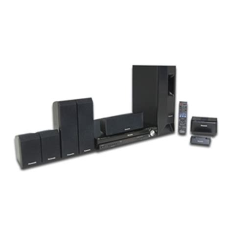 Dvd Home Theater Panasonic buy the panasonic sc pt750 dvd home theater with wireless