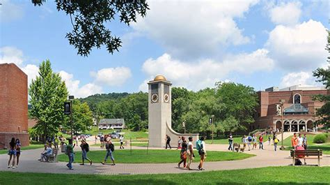Mba Programs West Virginia by West Virginia State Business School Earns National Acclaim