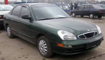 how does cars work 2002 daewoo leganza electronic toll collection daewoo brochures and sales phlets
