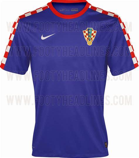 Kaos National Football Croatia 01 croatianicity sneak peek 2014 world cup croatia soccer