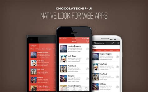 framework mobile now you can 20 mobile ui frameworks to developer