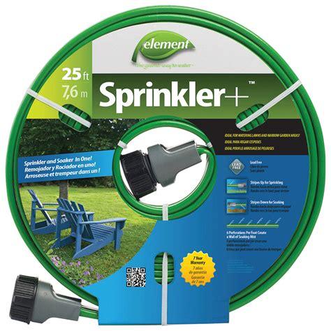 ft element sprinkler soaker hose unoclean