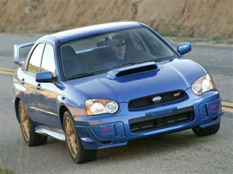 2004 Subaru Wrx Specs by 2004 Subaru Impreza Wrx Sti Specs Aol Autos Html Autos