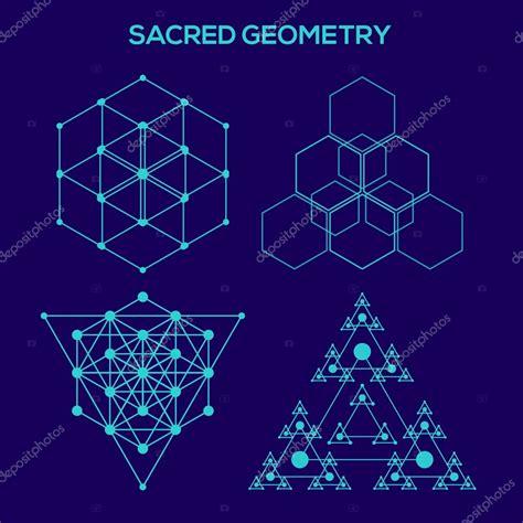 imagenes de simbolos geometricos geometr 237 a sagrada elementos y s 237 mbolos de hipster