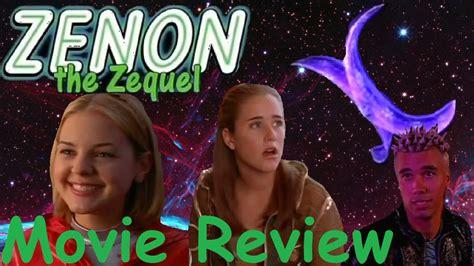 film disney zenon zenon the zequel movie review youtube
