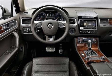 volkswagen 2016 interior 2016 vw touareg interior cars interiors