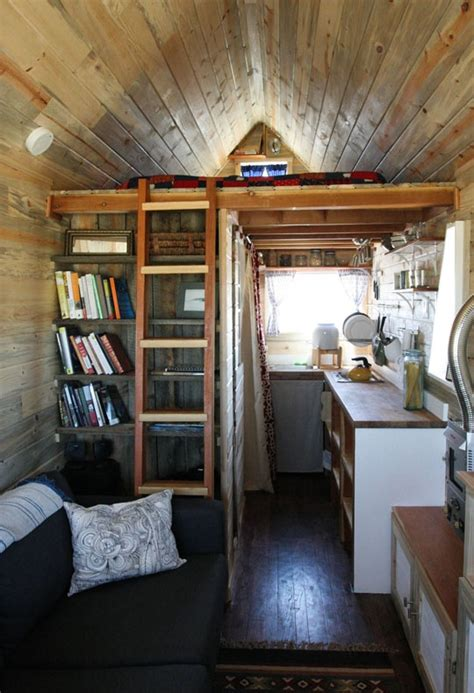 Tiny Homes Interior Pictures by Could You Live In A Tiny House And Then We Saved