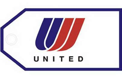united airlines baggage price united airlines bag tag is for sale at the airport pilot