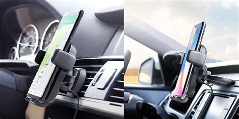 iotties qi enabled car mounts   discount