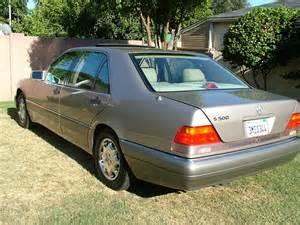 1996 Mercedes S500 1996 Mercedes S Class Pictures Cargurus