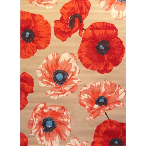 poppy flower rug pin by irene schultz on things for my sprawling estate