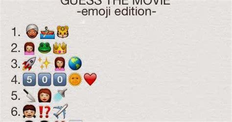 emoji il film indovina il film dagli emoji il recidivo